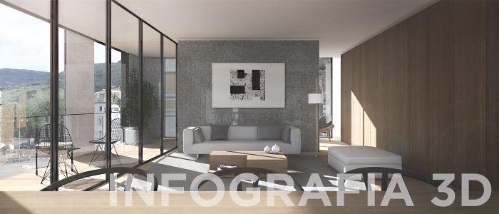 infografia 3d interiorismo