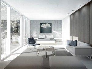 render arquitectura interior