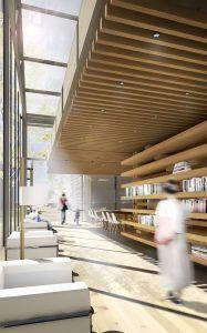 renders biblioteca barcelona