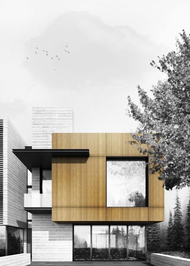 Single family house del estudio de arquitectura visual army - Estudio de arquitectos ...